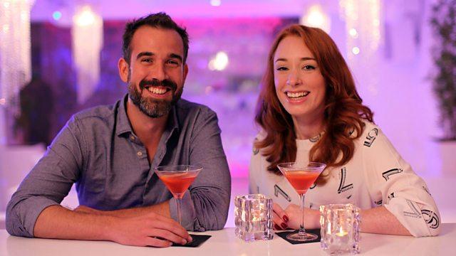BBC's dejtingtest med Xand och Hannah